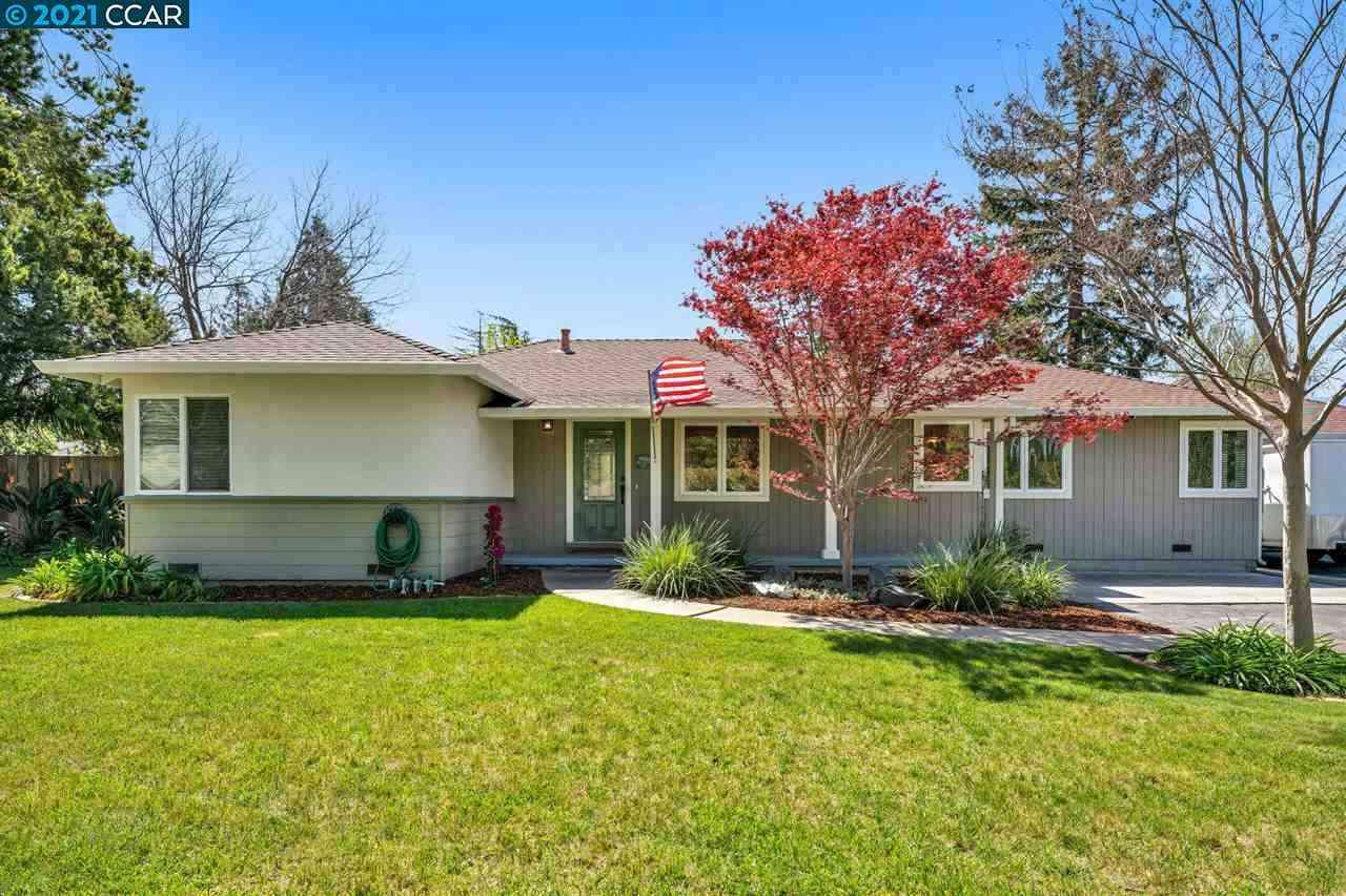 4736 Laura Dr, Concord, CA, 94521,
