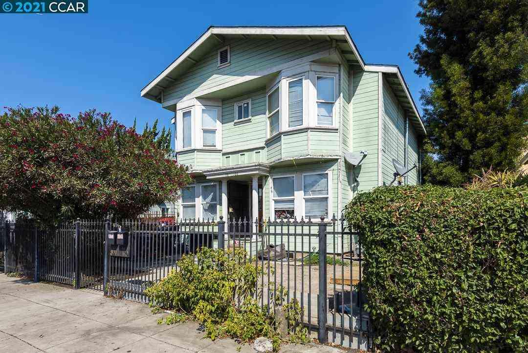 7864 Bancroft Ave, Oakland, CA, 94605,
