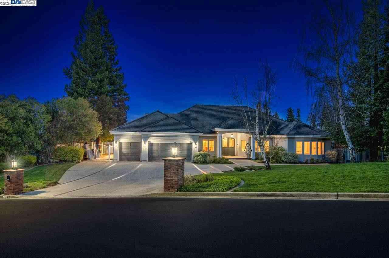 7972 Foothill Knolls Dr, Pleasanton, CA, 94588,