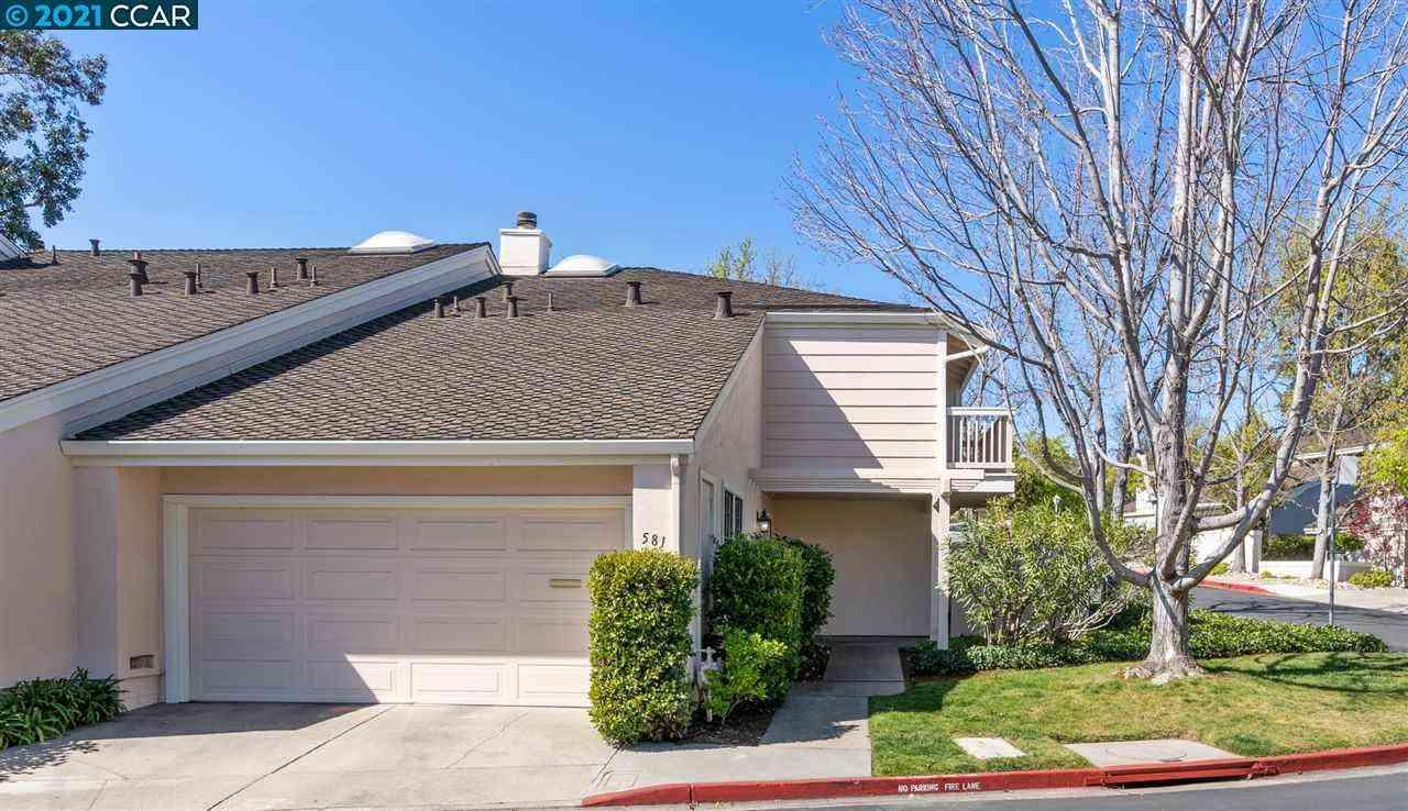 581 Matterhorn Dr, Walnut Creek, CA, 94598,