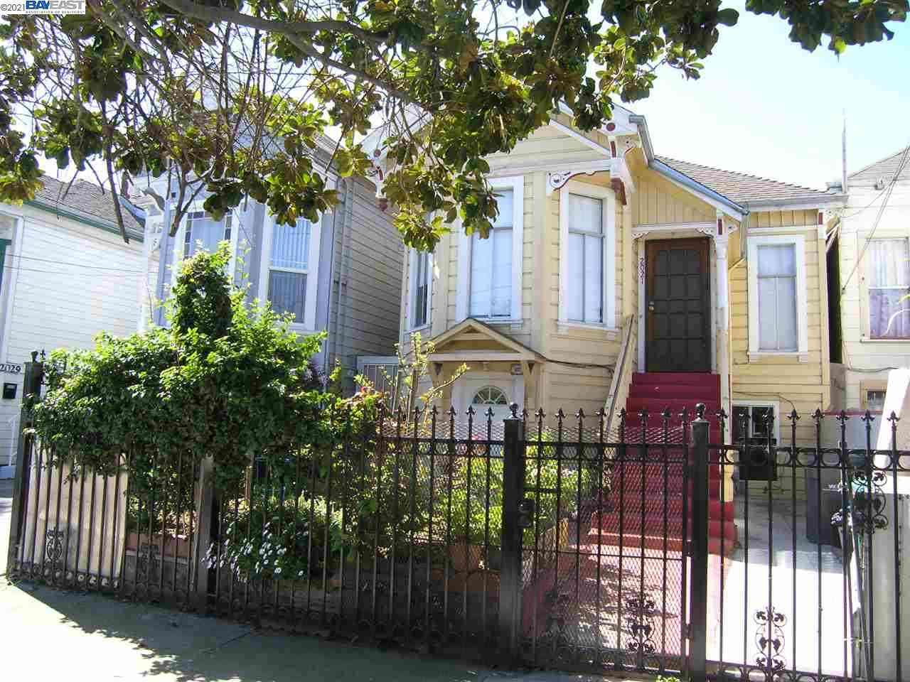 2021 East 15Th St, Oakland, CA, 94606,