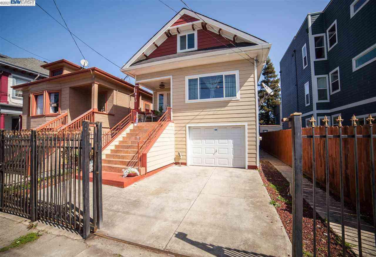 1610 14Th St, Oakland, CA, 94607,