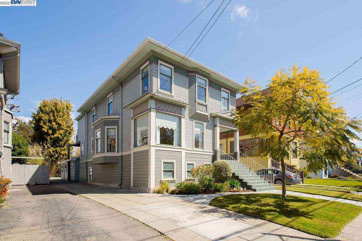 2107 San Jose Avenue, Alameda, CA, 94501,