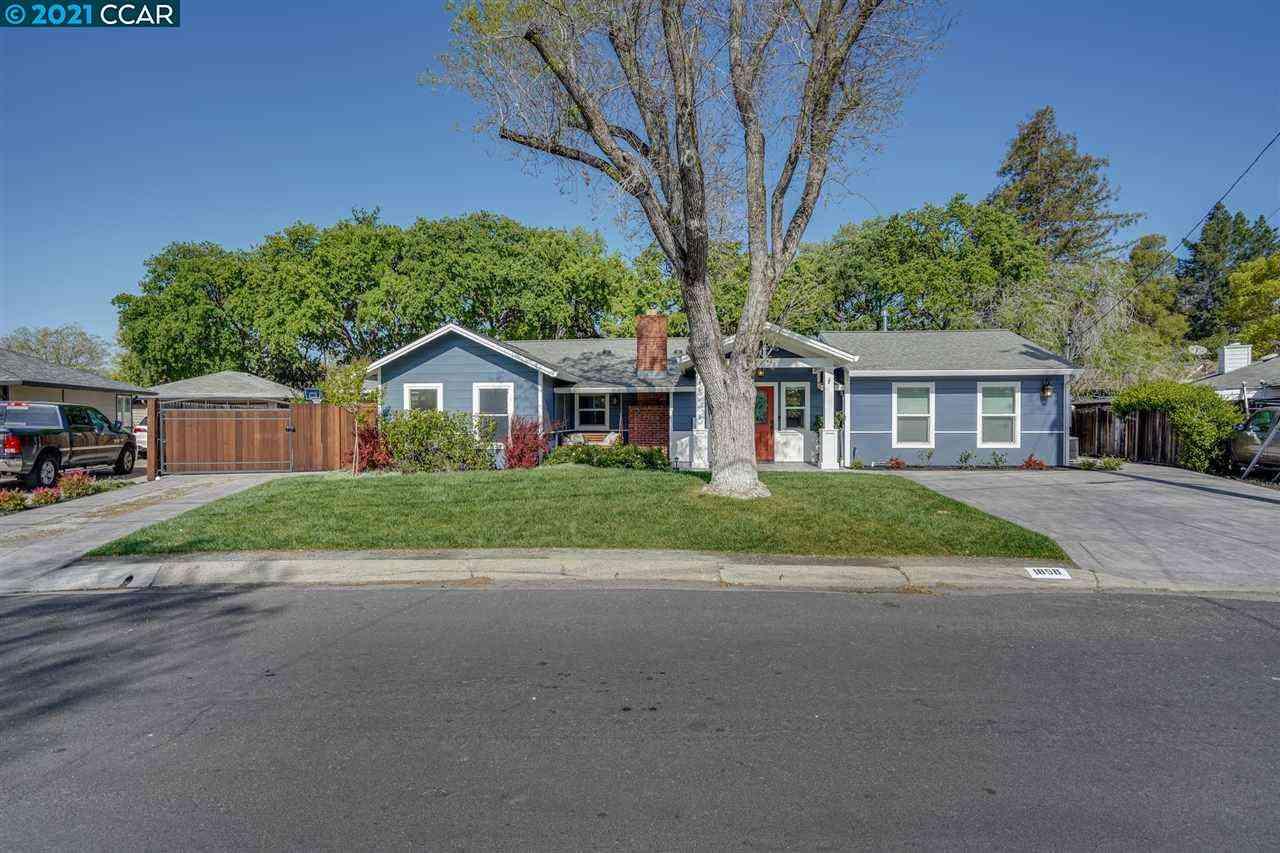 1858 Leslie Drive, Pleasant Hill, CA, 94523,