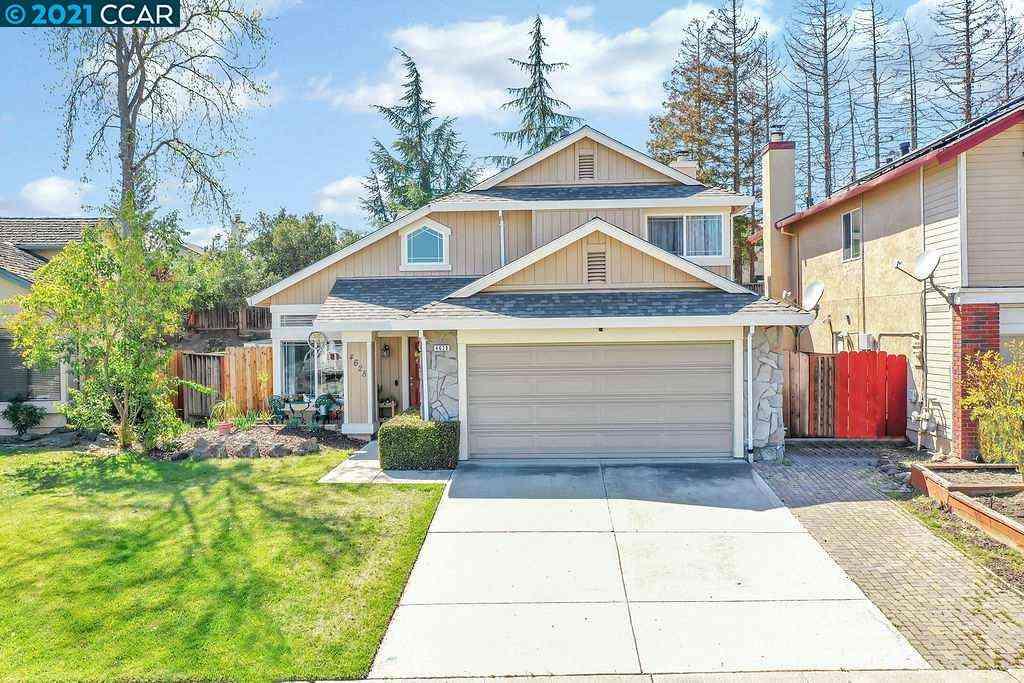 4628 Fawn Hill, Antioch, CA, 94531,