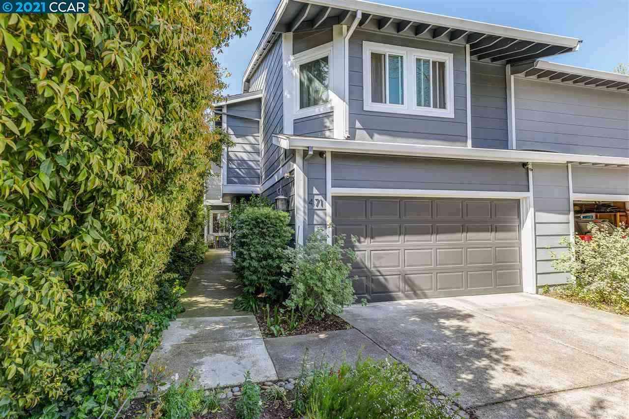 471 Via Royal, Walnut Creek, CA, 94597,