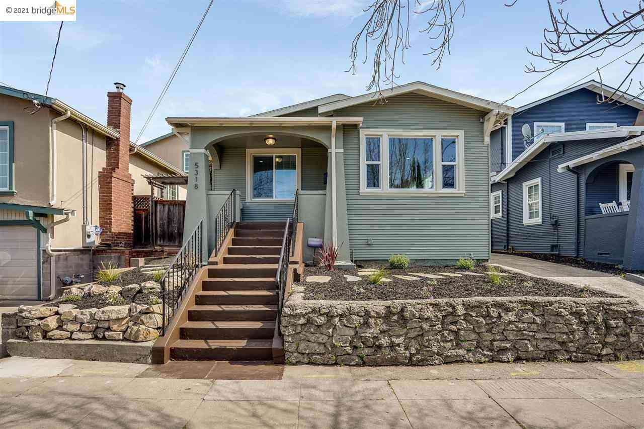 5318 Normandie Ave, Oakland, CA, 94619,