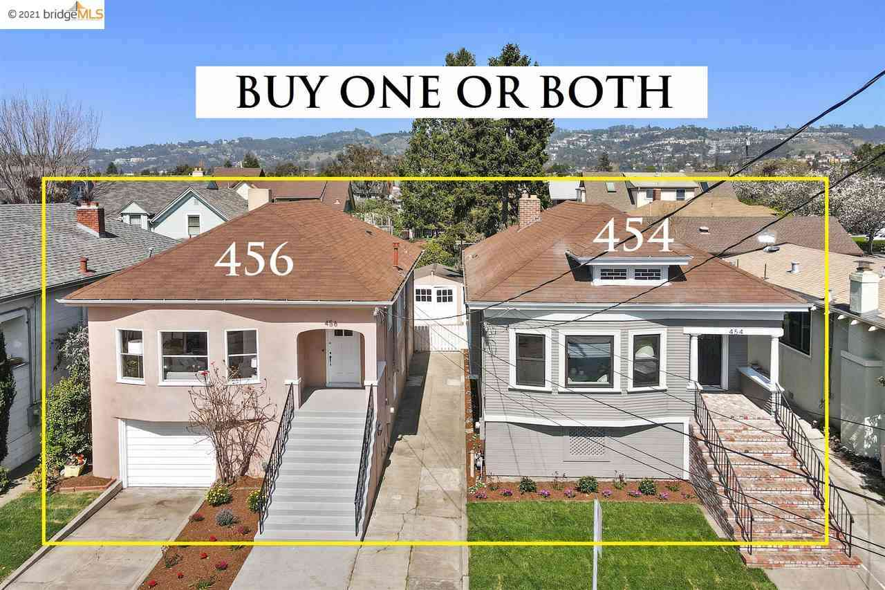 454-56 Cavour St, Oakland, CA, 94618,