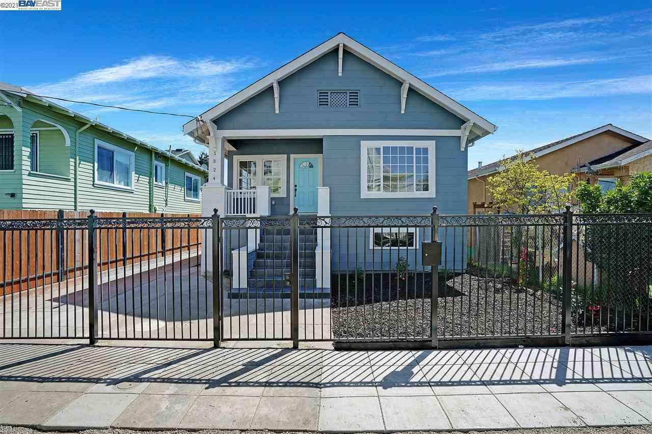 1324 76Th Ave, Oakland, CA, 94621,