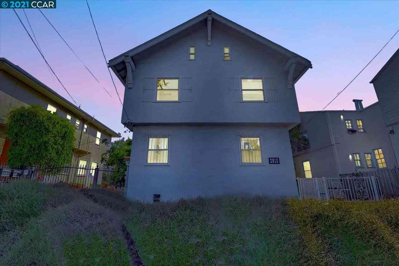 2815 College Ave, Berkeley, CA, 94705,