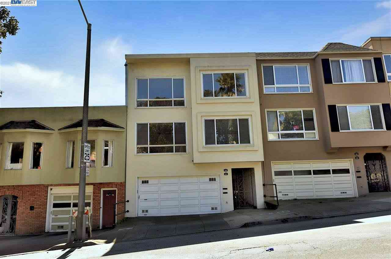 537 Monterey Blvd, San Francisco, CA, 94127,