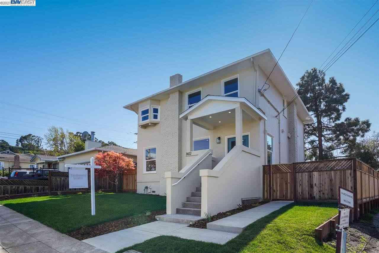 3612 Hacienda St, San Mateo, CA, 94403,