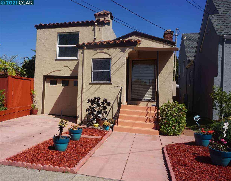 813 Santa Fe Ave, Albany, CA, 94706,