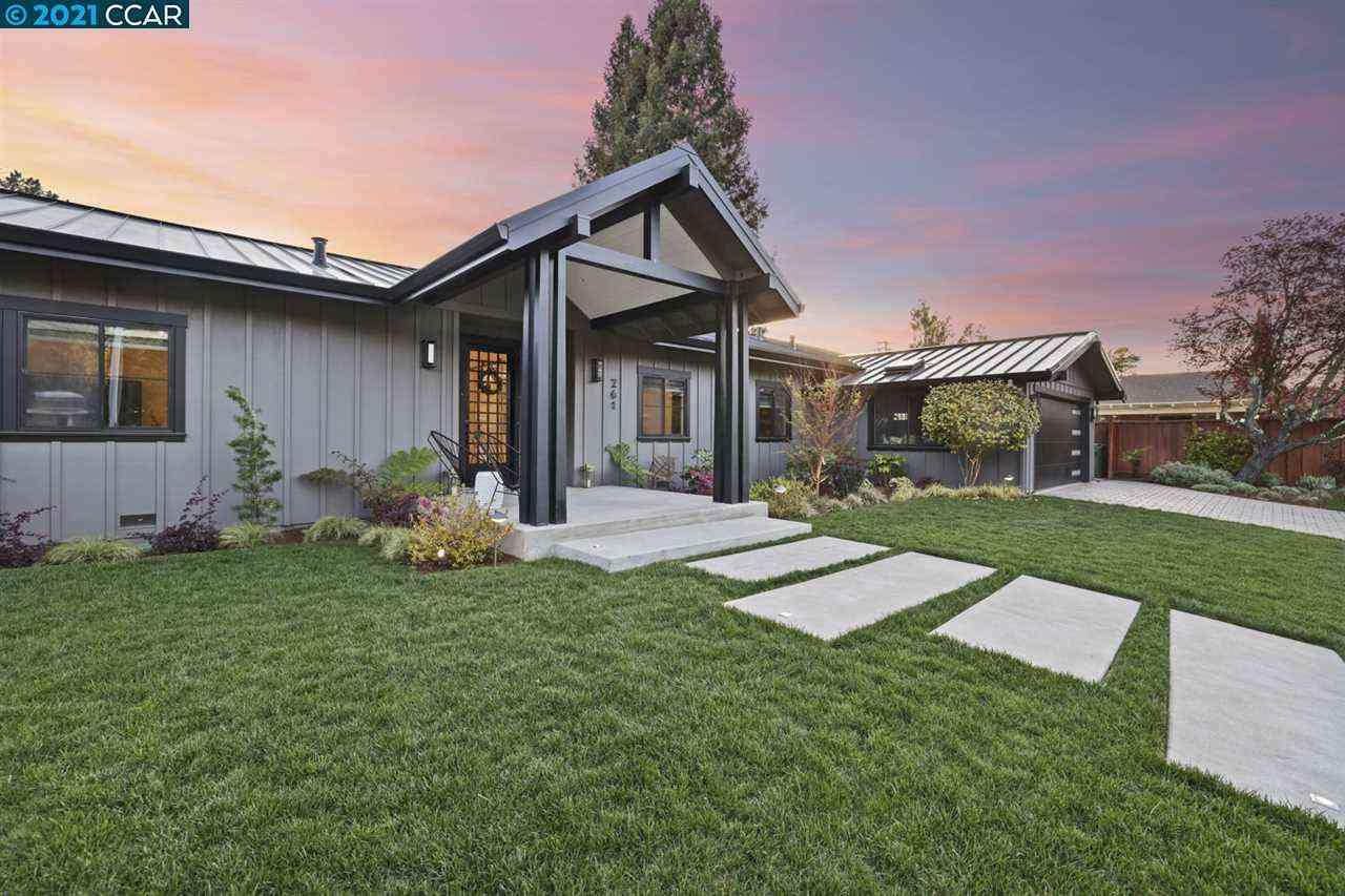 261 Ivy Place, Orinda, CA, 94563,