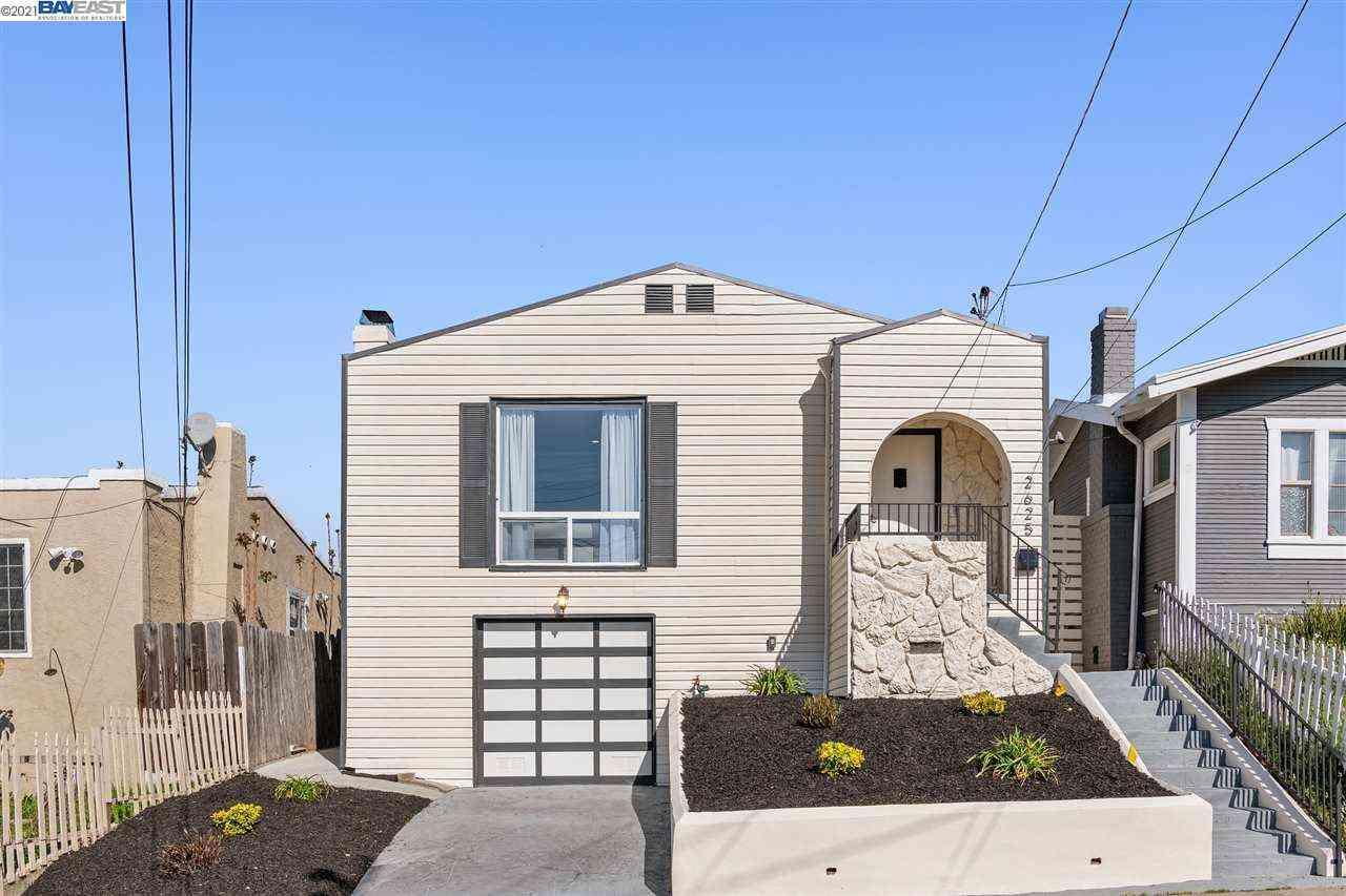 2625 Parker Ave, Oakland, CA, 94605,