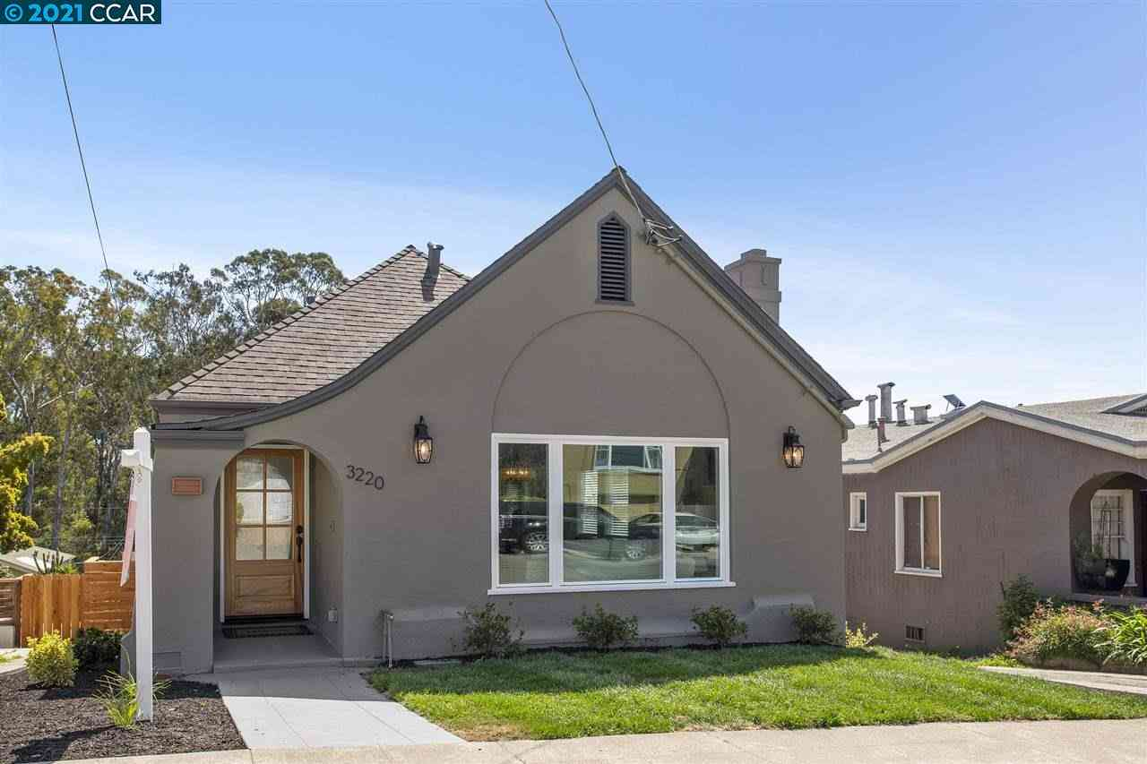 3220 Millsview Ave, Oakland, CA, 94619,