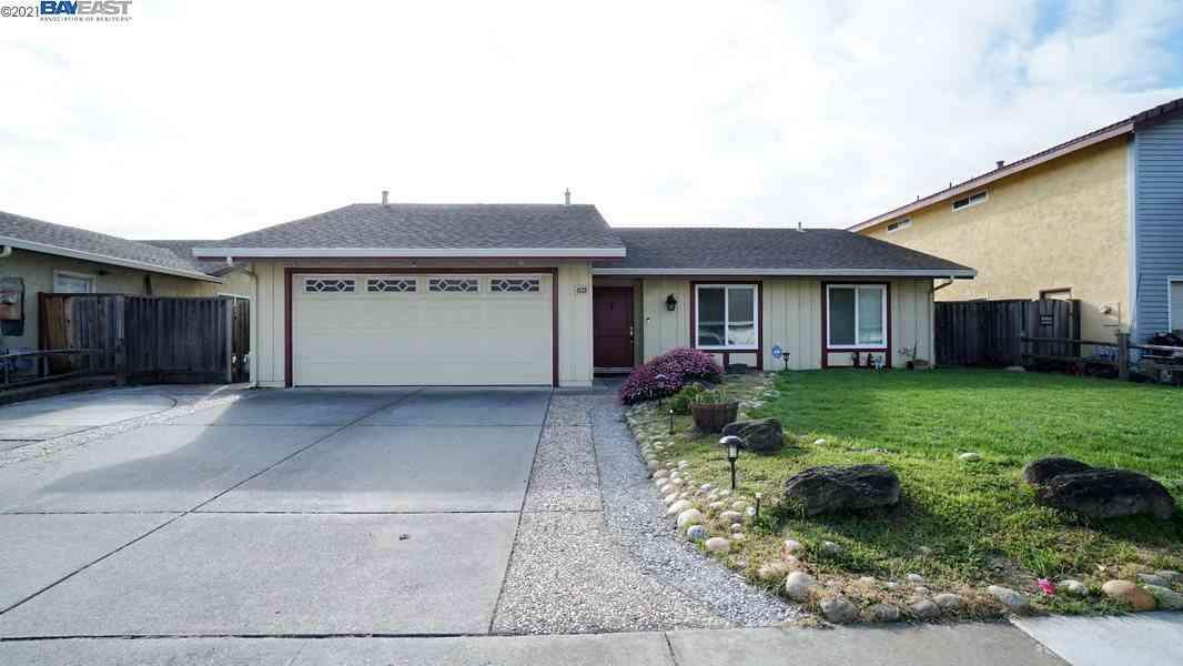 4528 Darcelle Dr, Union City, CA, 94587,