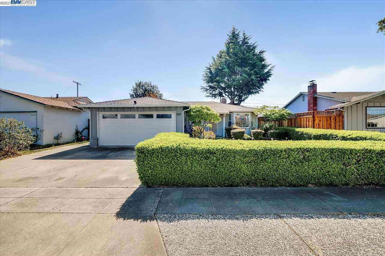 4526 Todd Street, Fremont, CA, 94538,