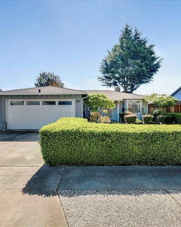 4526 Todd Street Fremont, CA, 94538