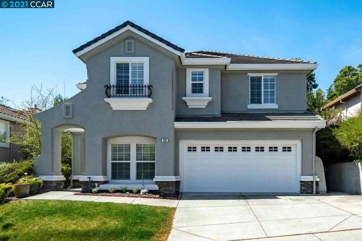 253 Golf Links St, Pleasant Hill, CA, 94523,