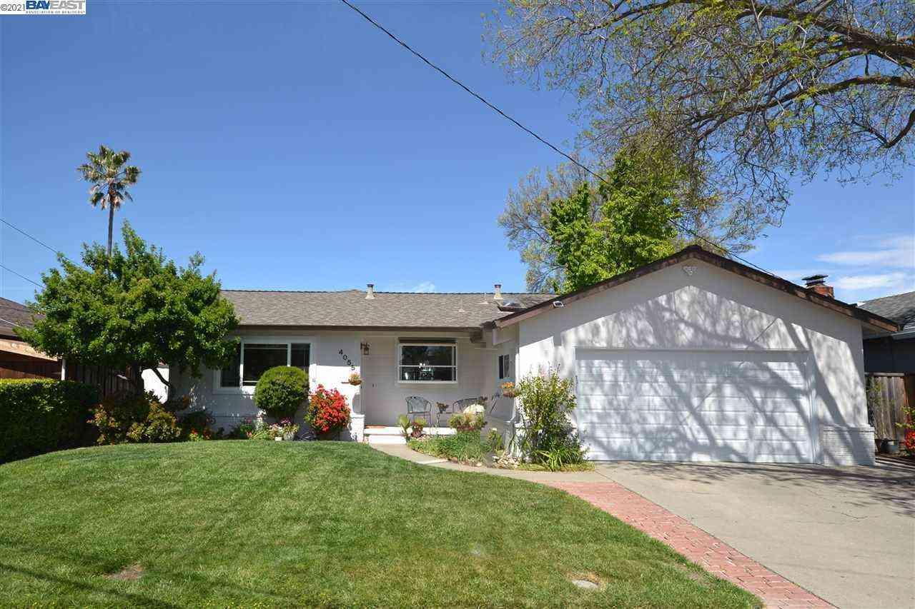 4055 Graham Street, Pleasanton, CA, 94566,