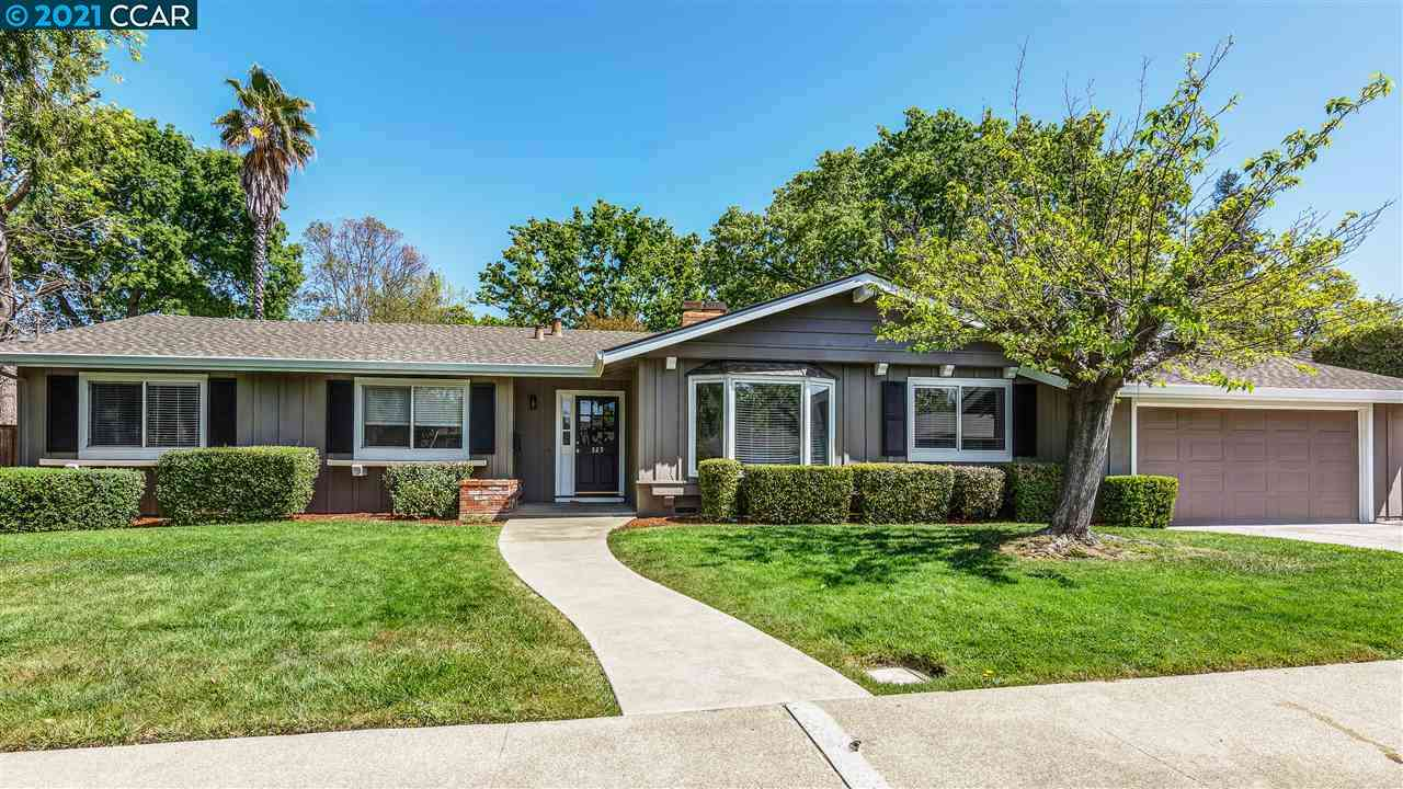 325 Warwick Dr, Walnut Creek, CA, 94598,