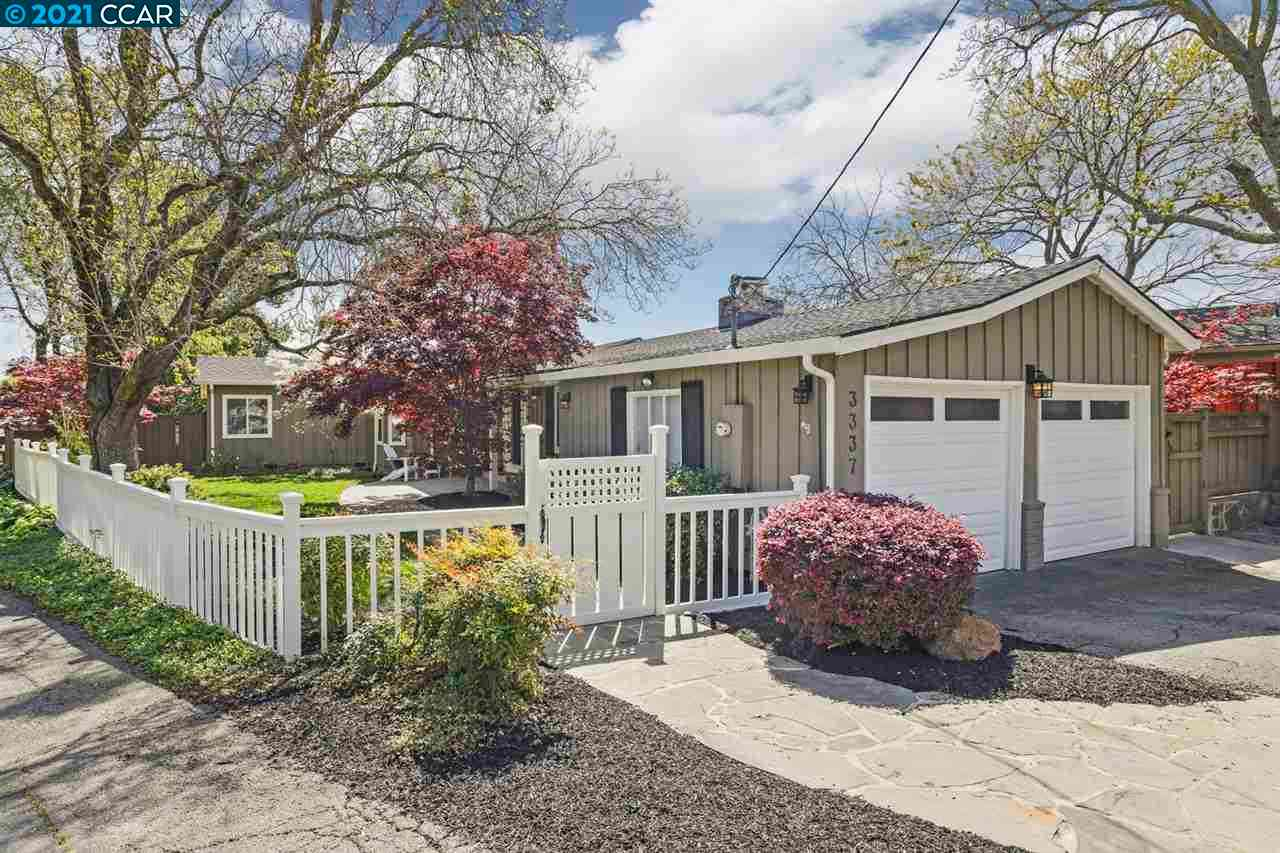 3337 Carlyle Terrace, Lafayette, CA, 94549,