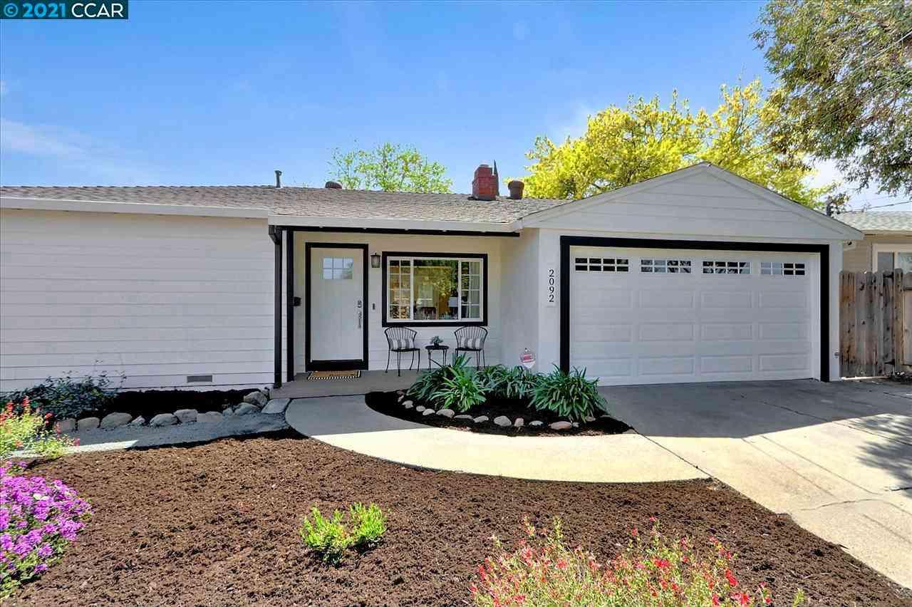 2092 Revere Drive, Concord, CA, 94520,