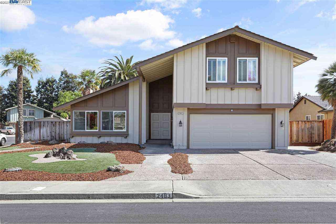 2483 Skylark Way, Pleasanton, CA, 94566,