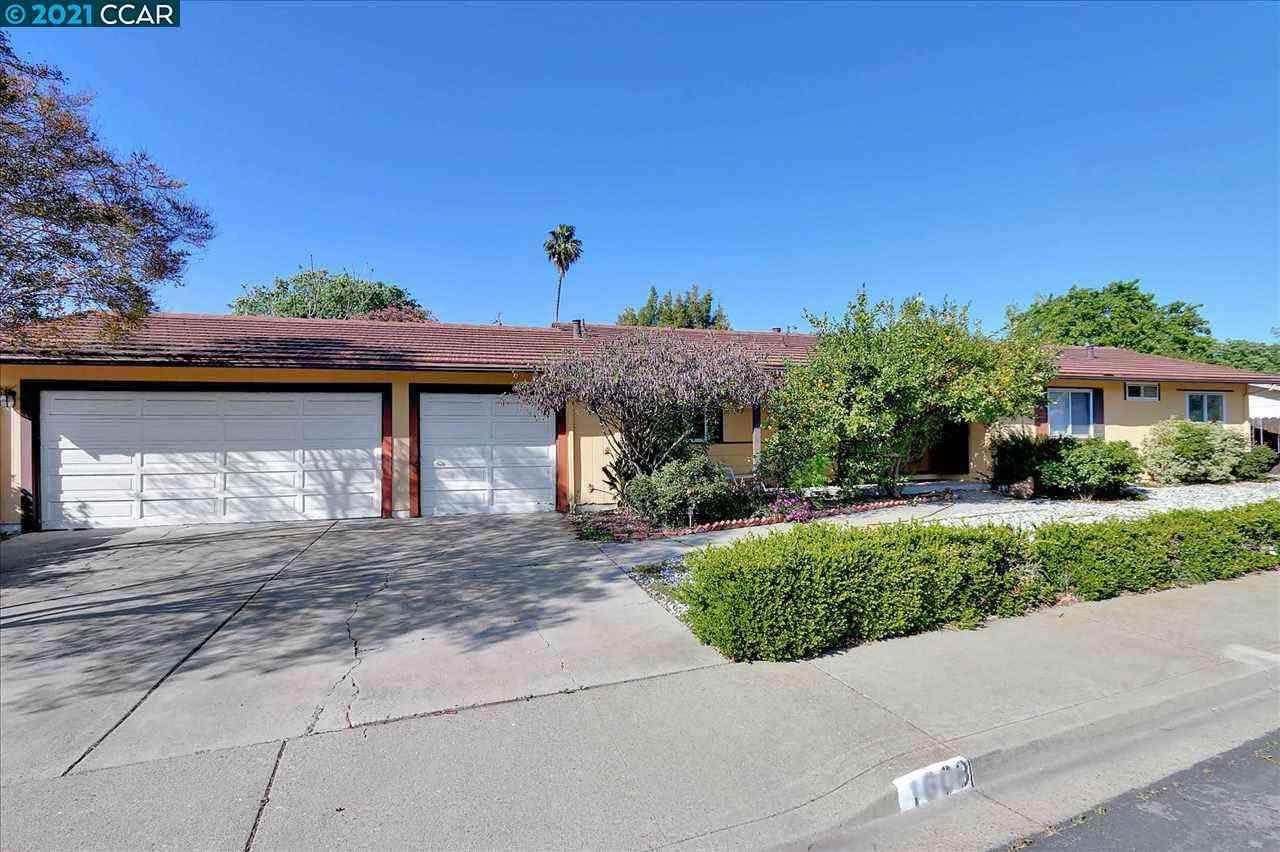 1608 Montin Ct, Walnut Creek, CA, 94597,