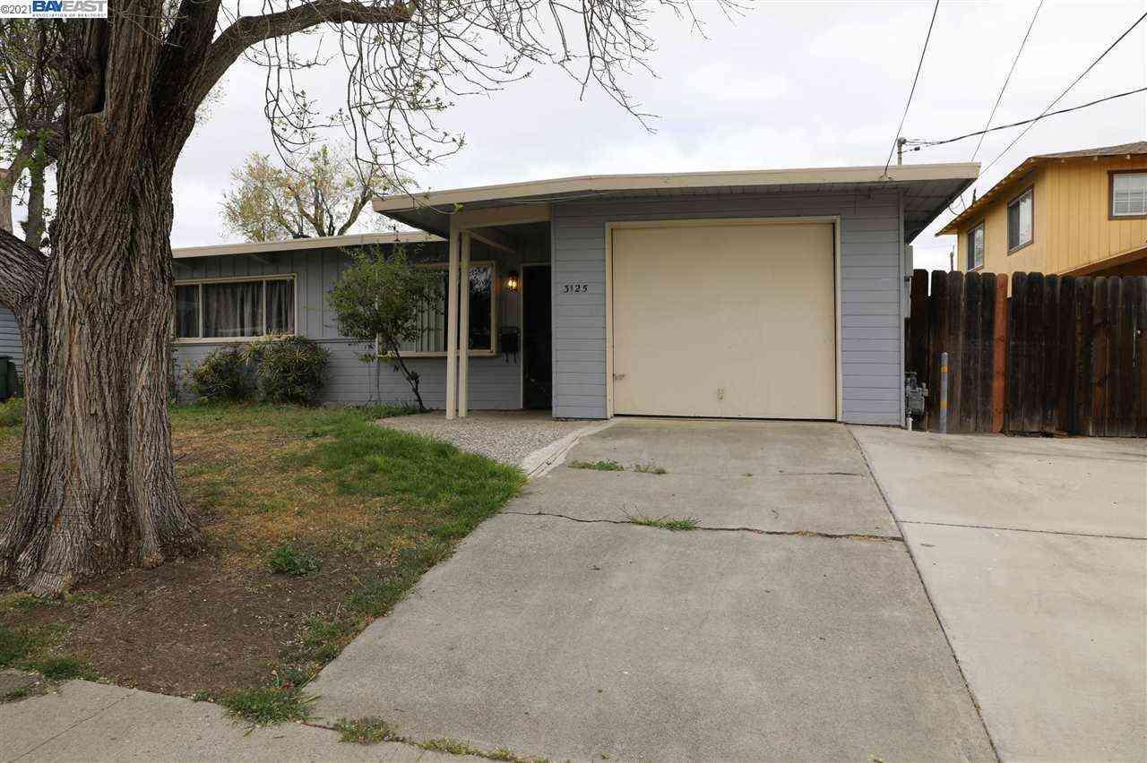 3125 Hacienda Dr, Concord, CA, 94519,
