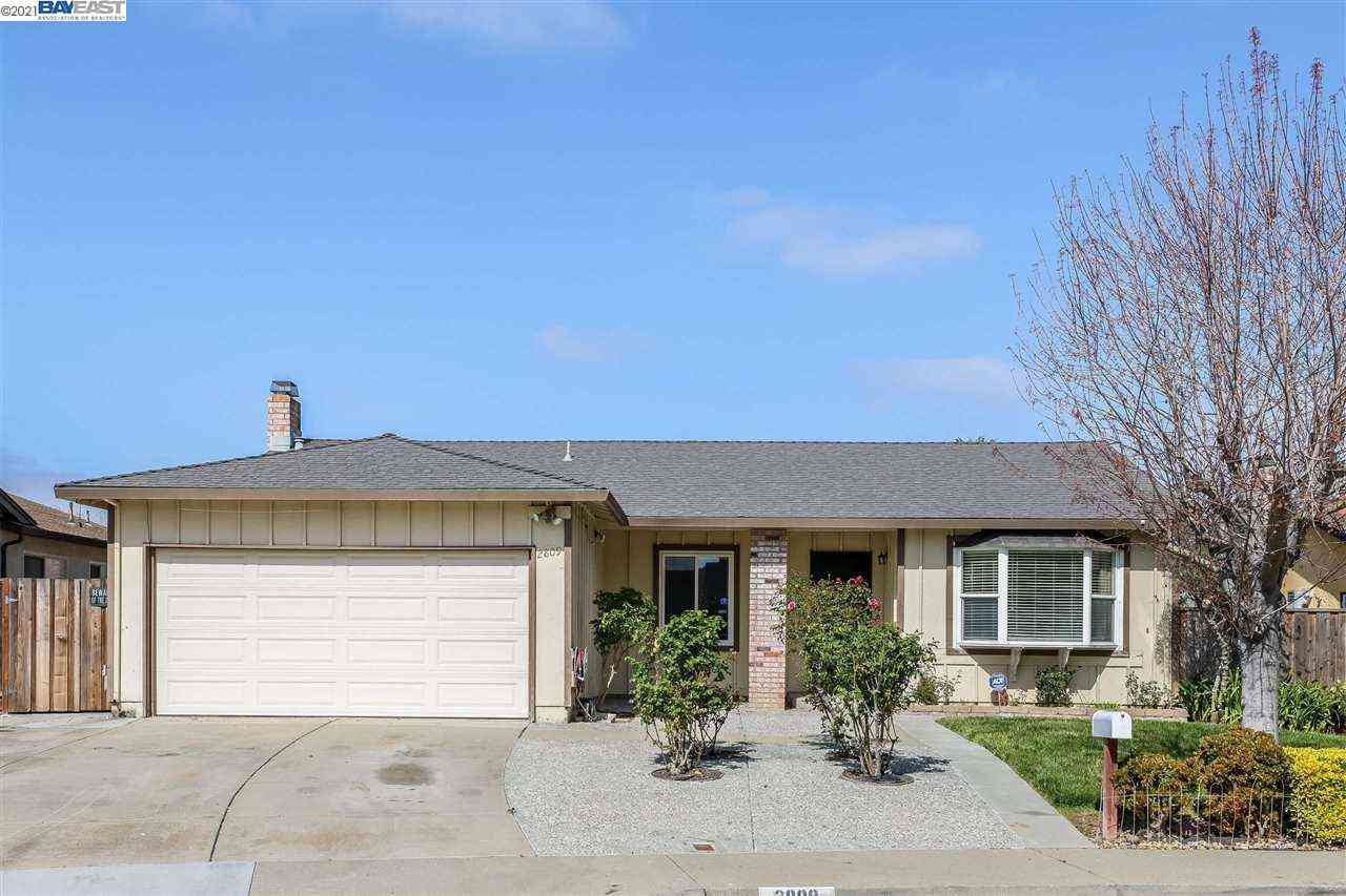 2809 Dowe Ave, Union City, CA, 94587,