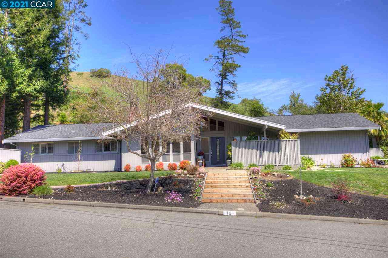 12 Lynwood Pl, Moraga, CA, 94556,