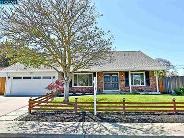 917 Trent St, Concord, CA, 94518,
