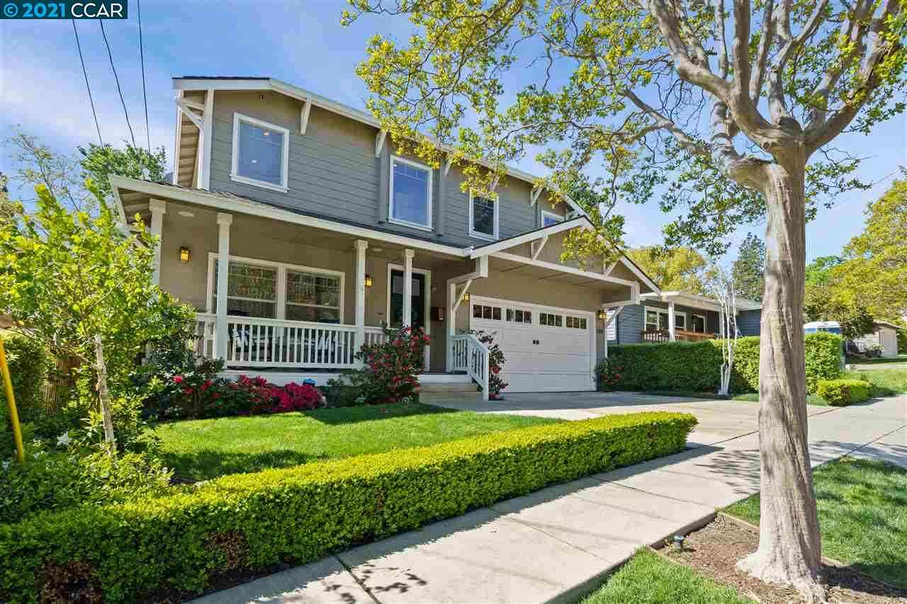 1781 Almond Ave, Walnut Creek, CA, 94596,