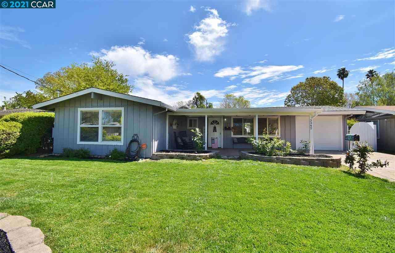 3342 Esperanza Drive, Concord, CA, 94519,