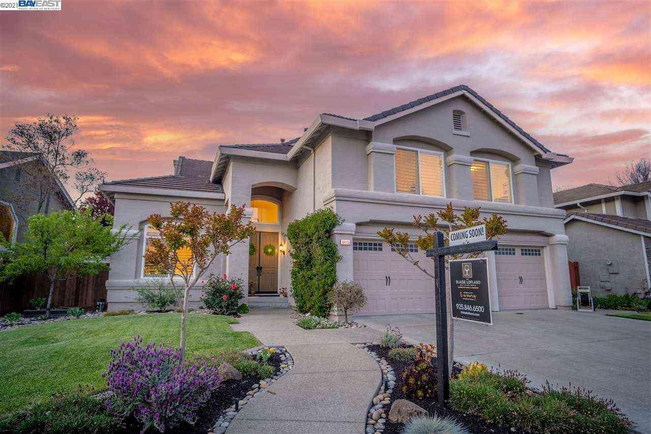 6415 Calle Esperanza, Pleasanton, CA, 94566,