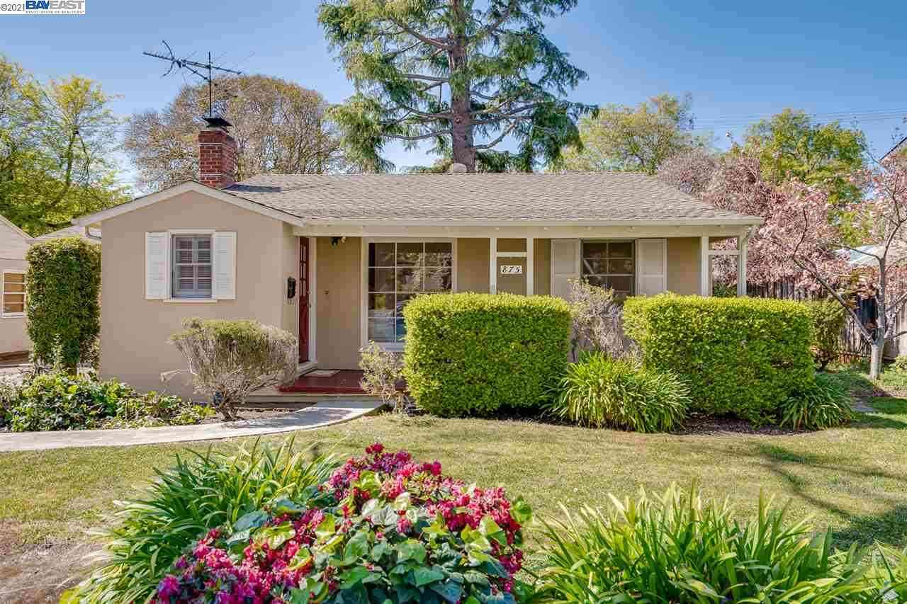 875 Warren Way, Palo Alto, CA, 94303,