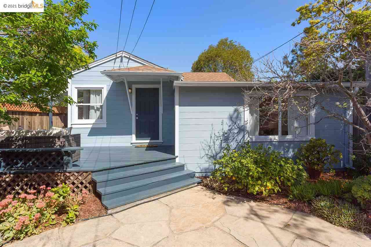 2133.5 Derby Street, Berkeley, CA, 94705,