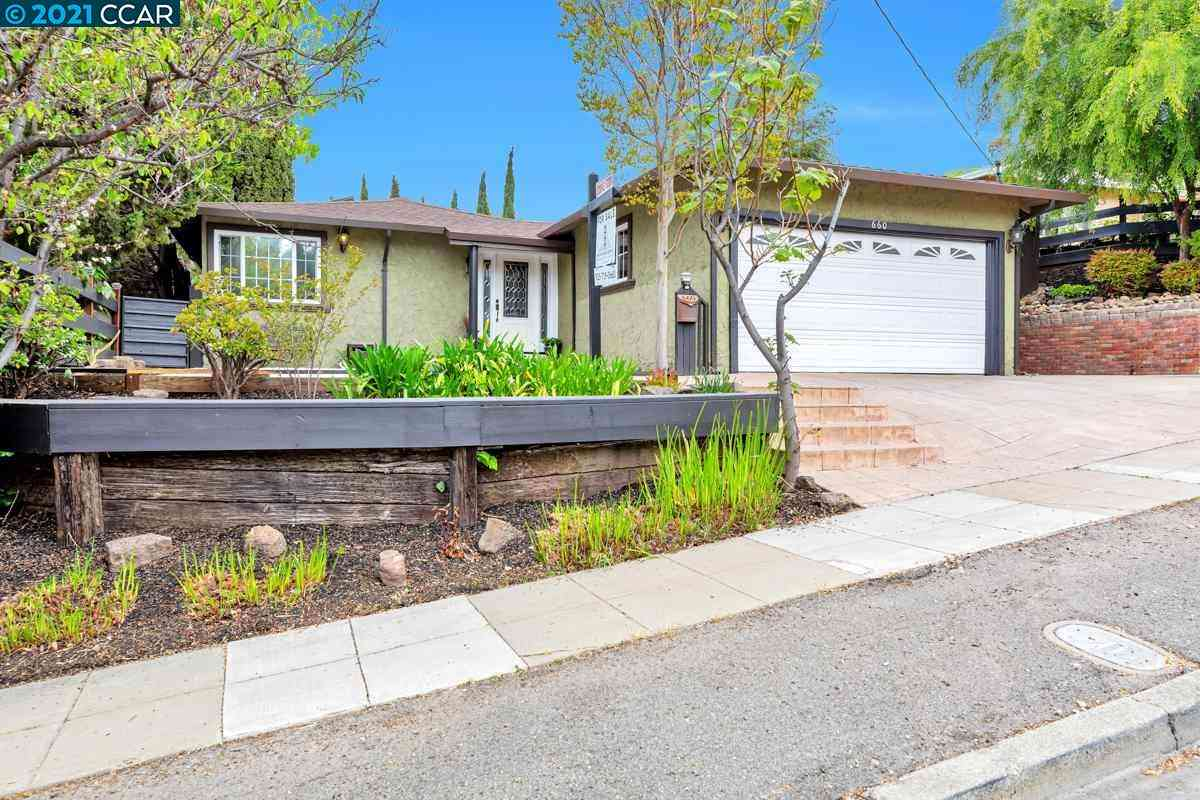 660 Janice Avenue, Hayward, CA, 94544,