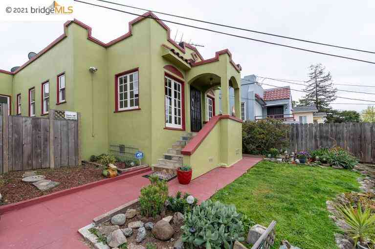 2336 17Th Ave, Oakland, CA, 94606,
