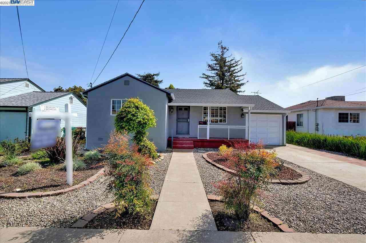 484 Nabor Street, San Leandro, CA, 94578,