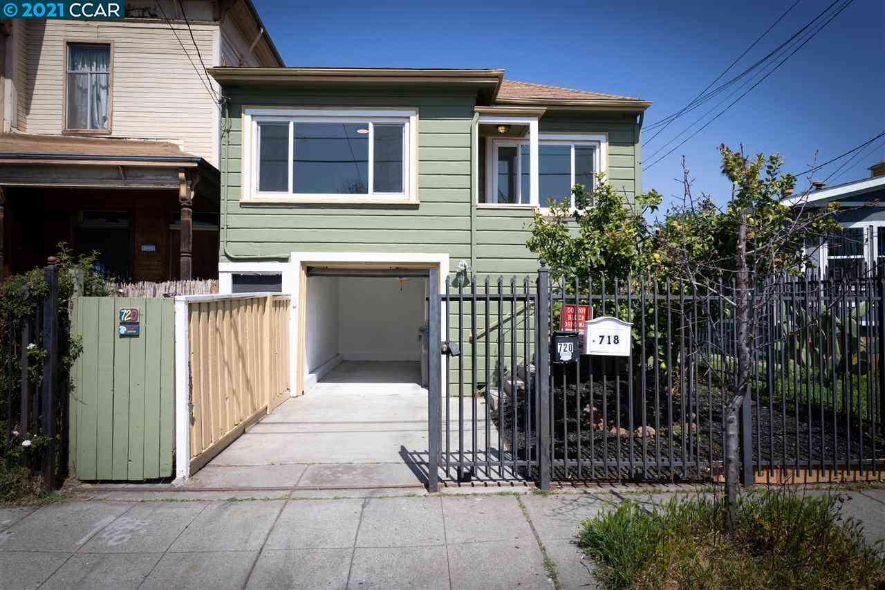 718 Sycamore St, Oakland, CA, 94612,
