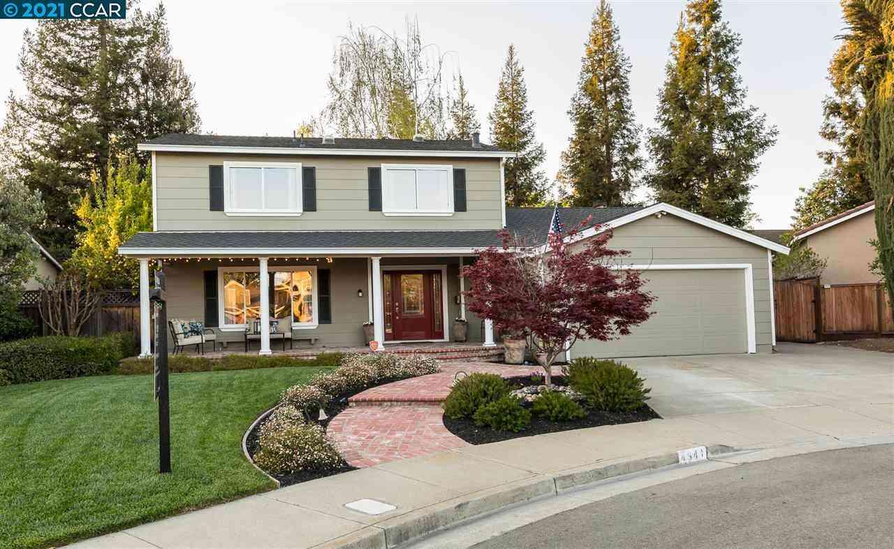 4841 Ganner Ct, Pleasanton, CA, 94566,