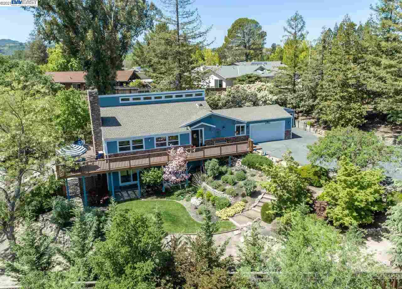 267 Livorna Heights Rd, Alamo, CA, 94507,