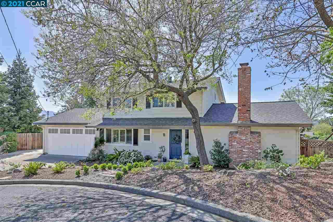 11 Bartlett Court, Pleasant Hill, CA, 94523,