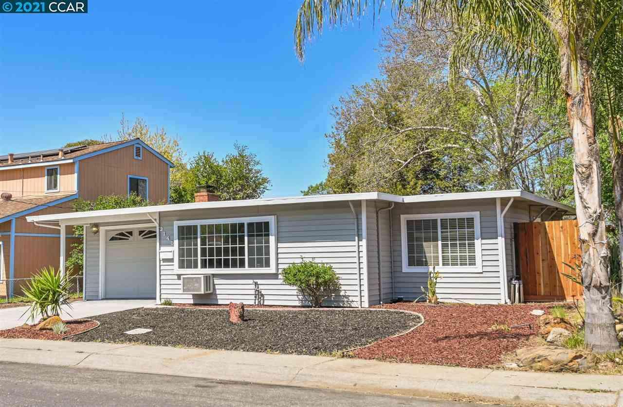 3145 San Ramon Rd, Concord, CA, 94519,