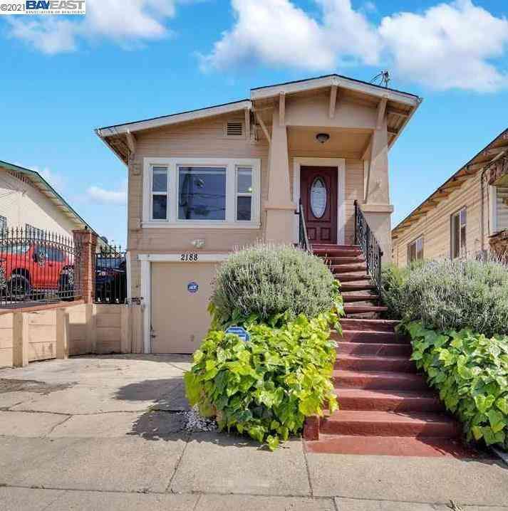 2188 Ransom Ave, Oakland, CA, 94601,