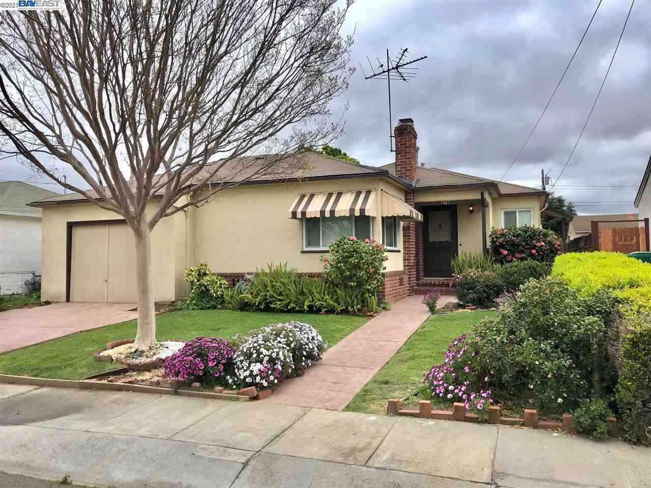 1061 Grace St, San Leandro, CA, 94578,