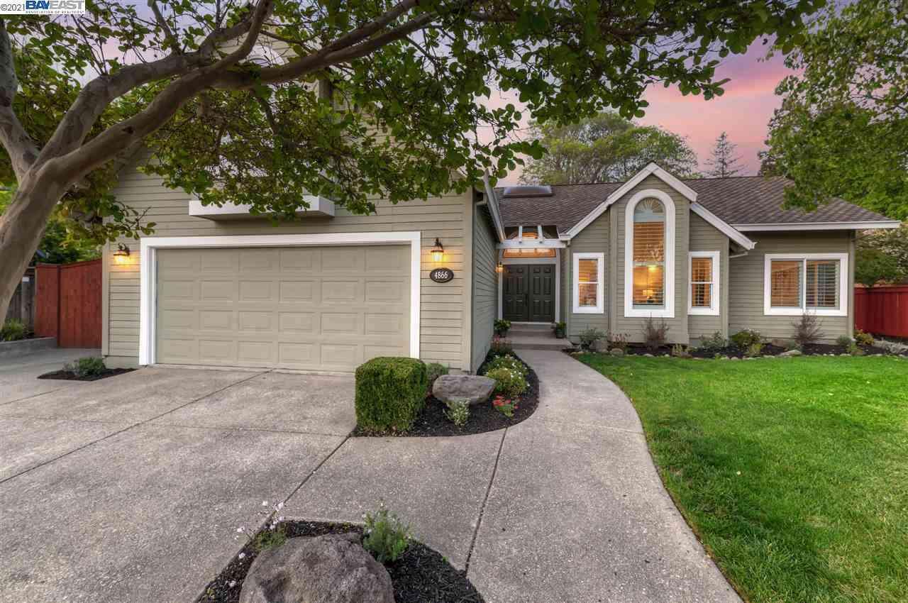 4866 Cobbler Ct., Pleasanton, CA, 94566,